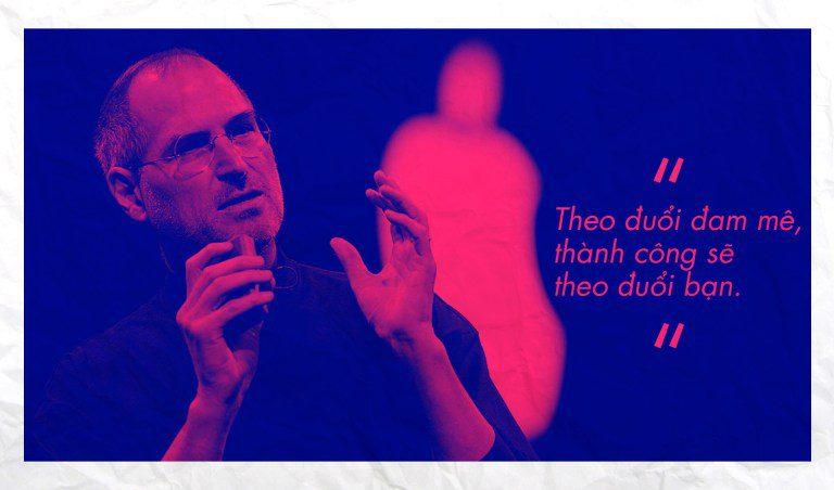 """Thế kỉ 21 có còn là thời đại để """"theo đuổi đam mê"""" như lời Steve Jobs?"""