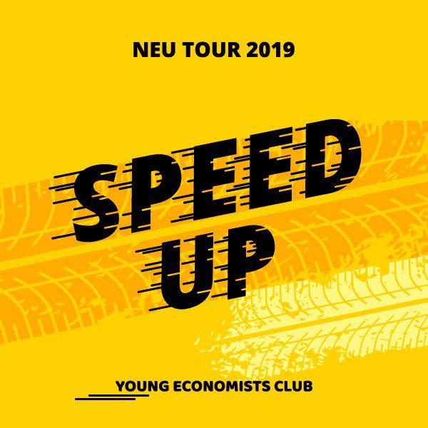 TRỞ THÀNH CTV NEU TOUR 2019: SPEED UP – TẠO DẤU ẤN ĐẦU TIÊN Ở TRƯỜNG ĐẠI HỌC
